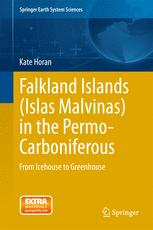 Falkland Islands (Islas Malvinas) in the Permo-Carboniferous