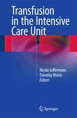 Transfusion in the Intensive Care Unit