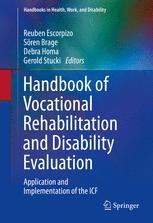 Handbook of Vocational Rehabilitation and Disability Evaluation
