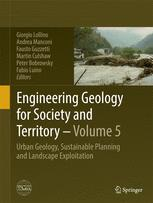 Engineering Geology for Society and Territory - Volume 5