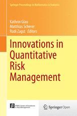 Innovations in Quantitative Risk Management