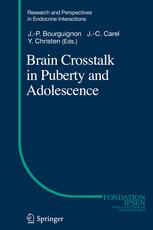 Brain Crosstalk in Puberty and Adolescence
