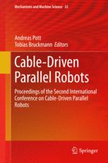 Cable-Driven Parallel Robots