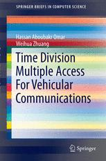 Time Division Multiple Access For Vehicular Communications