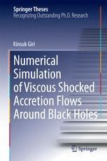 Numerical Simulation of Viscous Shocked Accretion Flows Around Black Holes