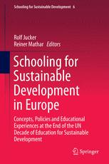 Schooling for Sustainable Development in Europe