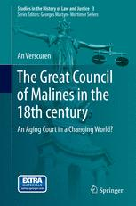 The Great Council of Malines in the 18th century