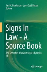 Signs In Law - A Source Book