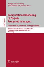 Computational Modeling of Objects Presented in Images. Fundamentals, Methods, and Applications