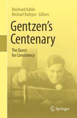 Gentzen's Centenary