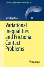 Variational Inequalities and Frictional Contact Problems