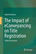 The Impact of eConveyancing on Title Registration