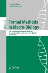 Formal Methods in Macro-Biology