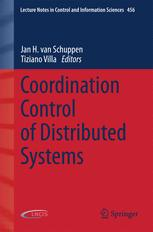 Coordination Control of Distributed Systems