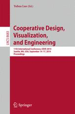 Cooperative Design, Visualization, and Engineering