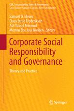Corporate Social Responsibility and Governance