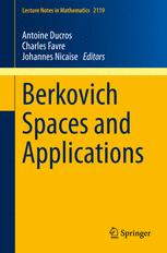Berkovich Spaces and Applications