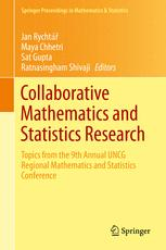 Collaborative Mathematics and Statistics Research