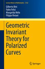 Geometric Invariant Theory for Polarized Curves