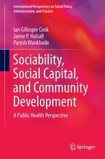 Sociability, Social Capital, and Community Development