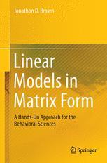 Linear Models in Matrix Form