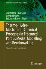 Thermo-Hydro-Mechanical-Chemical Processes in Fractured Porous Media: Modelling and Benchmarking