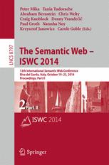 The Semantic Web – ISWC 2014