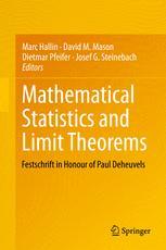 Mathematical Statistics and Limit Theorems