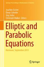 Elliptic and Parabolic Equations
