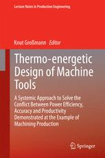 Thermo-energetic Design of Machine Tools