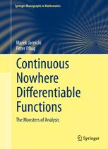 Continuous Nowhere Differentiable Functions