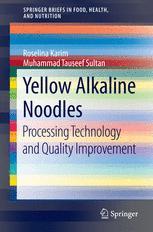 Yellow Alkaline Noodles