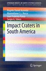 Impact Craters in South America
