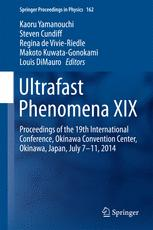 Ultrafast Phenomena XIX