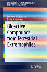 Bioactive Compounds from Terrestrial Extremophiles