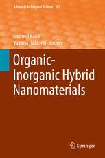 Organic-Inorganic Hybrid Nanomaterials