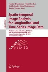Spatio-temporal Image Analysis for Longitudinal and Time-Series Image Data