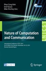 Nature of Computation and Communication
