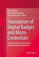 Foundation of Digital Badges and Micro-Credentials