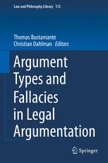Argument Types and Fallacies in Legal Argumentation