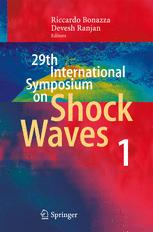 29th International Symposium  on Shock Waves 1