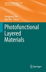 Photofunctional Layered Materials