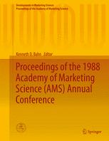 Proceedings of the 1988 Academy of Marketing Science (AMS) Annual Conference