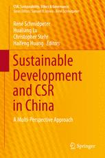 Sustainable Development and CSR in China
