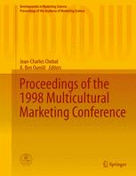Proceedings of the 1998 Multicultural Marketing Conference