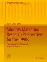 Minority Marketing: Research Perspectives for the 1990s