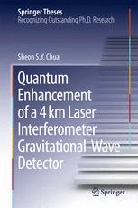 Quantum Enhancement of a 4 km Laser Interferometer Gravitational-Wave Detector