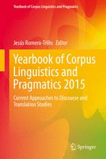 Yearbook of Corpus Linguistics and Pragmatics 2015
