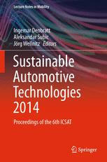 Sustainable Automotive Technologies 2014