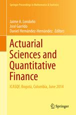 Actuarial Sciences and Quantitative Finance